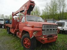 Used 1981 FORD F800