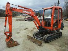 Used 1999 KUBOTA KX9
