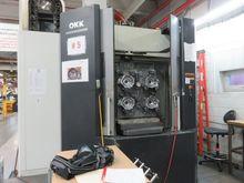 "OKK HM-600; 2011; 23.6"" Pallets"