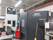 """2011 OKK HM-600; 2011; 23.6"""" Pa"""