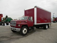 1992 Ford F600