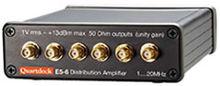 Quartzlock Differential Amplifi