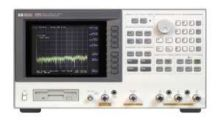 4395A Agilent Network Analyzer