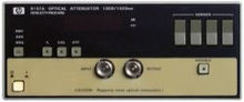 Agilent Optical Attenuator 8157