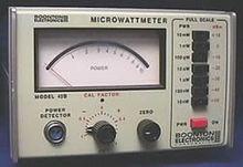 Boonton 42B RF Microwattmeter