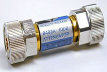 Agilent Fixed Attenuator 8492A