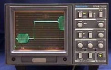 Tektronix 1710B NTSC Waveform M