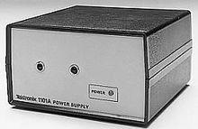 Tektronix 1101A Probe Power Sup
