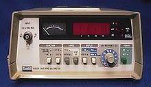 Fluke Voltmeter 8922A