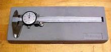 Mitutoyo 505-637 Dial Calipers-