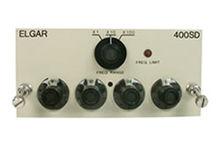 Elgar 400SD Oscillator Plug-In