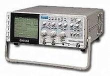 Kikusui COR5502U 100 MHz Digita