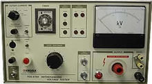 Kikusui TOS8750 5 kV AC/DC, Vol