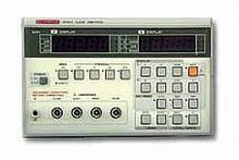 Keithley LCR Meter 3321