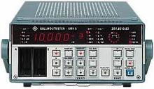 Rohde & Schwarz URV5 RF Millivo