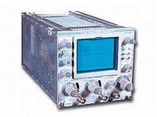 Tektronix   2 Channel 10 MHz An