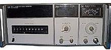 Agilent RF Generator 8660A