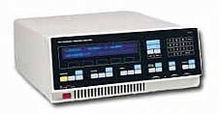 Solartron 1250 Frequency Respon