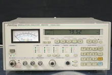 Anritsu MS616B 3GHz Modulation