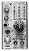 Tektronix  100 MHz, Time Base P