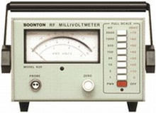Boonton 92E RF Millivoltmeter
