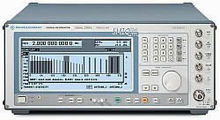 Rohde & Schwarz SMIQ03HD Vector