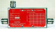 Narda 3002-30 Directional Coupl