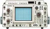 Tektronix 475ADM44 250 MHz, Dua