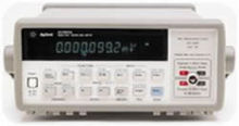 Agilent Micro Ohmmeter 34420A