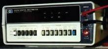 Agilent Multimeter 3435A