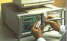 Keysight Agilent HP 8714C 300 k