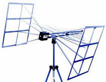 Emco Biconical Antenna 3142B