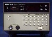Boonton 9200B RF Voltmeter