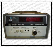 Agilent Thermometer 2802A