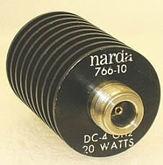 Narda Fixed Attenuator 766-10