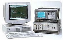 E5500B Agilent Series Analyzer