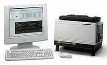 Tektronix TLA603 Logic Analyzer