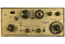Tektronix 1401A Spectrum Analyz