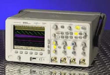 Agilent Digital Oscilloscope DS