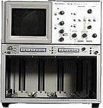 Tektronix 7934 500 MHz, Oscillo