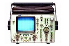 HP Analog Oscilloscope 1740A