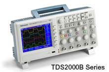 Tektronix TDS2012B 100 MHz, DSO