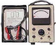 Keithley Milli Ohmmeter 502A