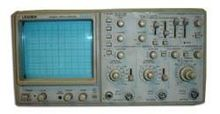 Leader Analog Oscilloscope 8103