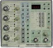 Tektronix 7A42 Four Channel Log