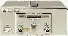 Agilent RF Amplifier 8347A