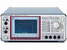Rohde & Schwarz Audio Analyzer