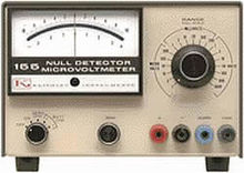 Keithley 155 Detector-Microvolt