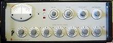 General Radio 1662 Resistance B