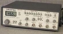 Wavetek Model 19 Voltage Contro